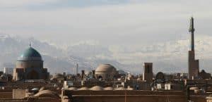 rejseforsikring iran